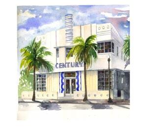 Century Hotel Street View