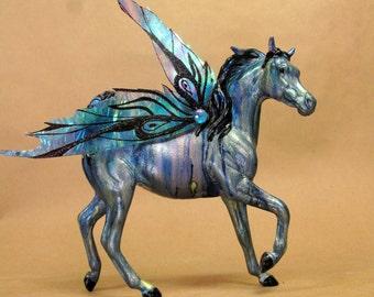 Fairy winged horse custom