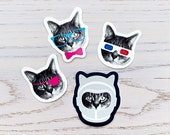 gee whiskers stickers