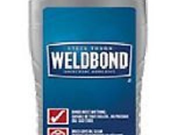 Reduced! Weldbond Adhesive -14.2oz//Mosaic Glue//Adhesives//Best Mosaic Glue//580