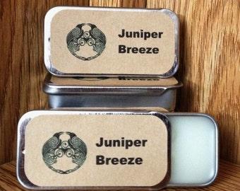 Juniper Breeze Solid Perfume Balm
