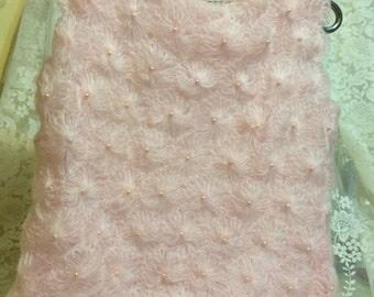 Beautiful Shabby Chic Acrylic Fiber Sweater