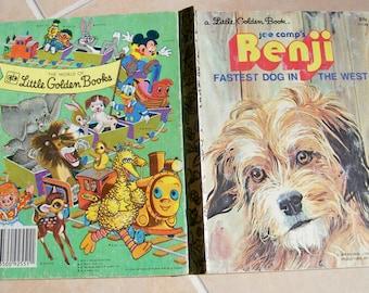 Benji Little Golden Book