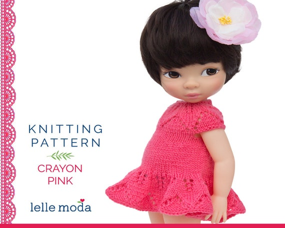 16 inch doll clothes for Disney Animators Knitting by ...