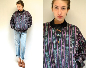 Ikat Jacket  //  Guatemalan Jacket  //  Hippie Jacket  //  THE IKAT
