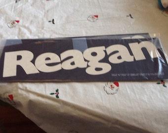 1980 Presidential Election Ronald Reagan