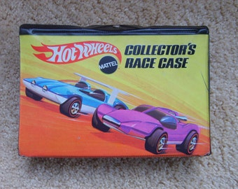 Hot Wheels Collector's Case, Mattel Hot Wheels, Redline Hot Wheels Case, Hot Wheels Case