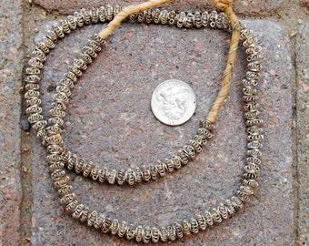 Brass Wire Beads