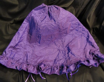 SD BJD Dollfie  Theatre Skirt Purple