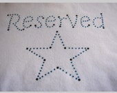 Custom Listing for--Nataliesmom--Reserved