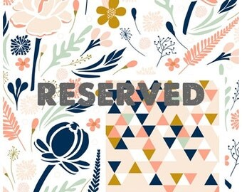 Reserved Listing for Evanthia RUSH