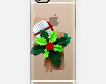 iphone and smart phones cover with Holly theme