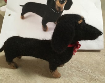 Made to order miniature Dachshund