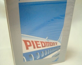 Vintage Piedmont Airlines Unopened Playing Cards.