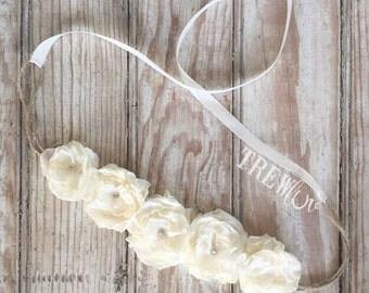 Ivory glower halo