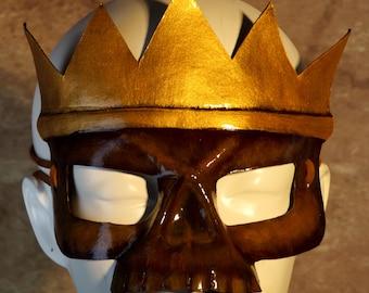 Lady Cholera Leather Mask