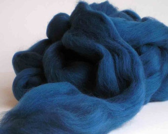 "New for 2016  Ashland Bay Solid Colored Merino for Spinning or Felting ""Dresden""  4 oz."