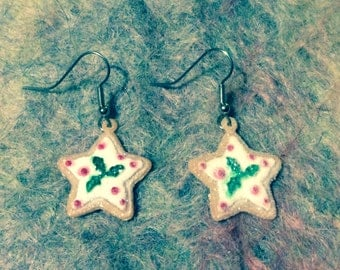 Cute holiday  earrings