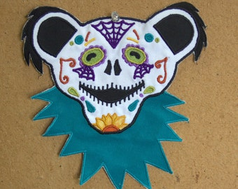 Day of the Dead Bear