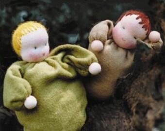 ROOT CHILDREN - Soft Doll Kit