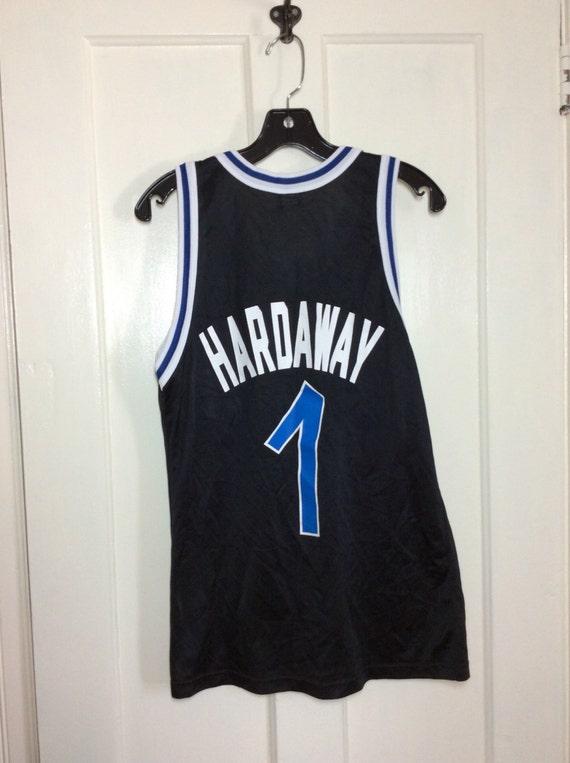 65e762865 on sale 1990 s Penny Hardaway number 1 Orlando Magic NBA by sidvintage