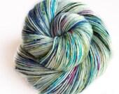 MyPrecious Gaia - Sock base - Handdyed fingering weight yarn wool nylon