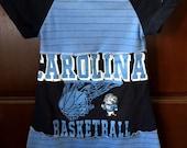 North Carolina Basketball T Shirt Dress