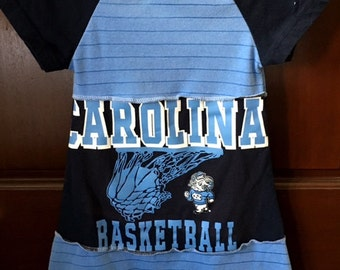 North Carolina Basketball T Shirt Dress