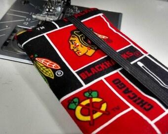 Hockey Business Card Holder, Gift Card Holder, Credit Card Holder