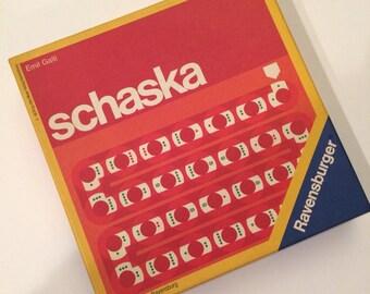 Vintage Game - Schaska - Ravensburger Game 1974 from the Traveller Series
