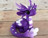 Purple Angel Dragon