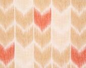 Nate Berkus Cingo Praline designer decorative pillow cover