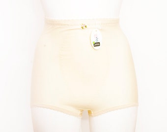 high waist panties dead stock Vintage size S M