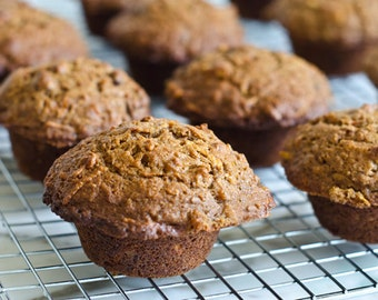 Mom's Wholesome Morning Glory Muffins
