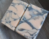 Artisan Soap Marbled Soap Pink and Black