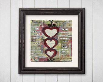 christian art bible verse, corinthians, wedding verse, wedding gift