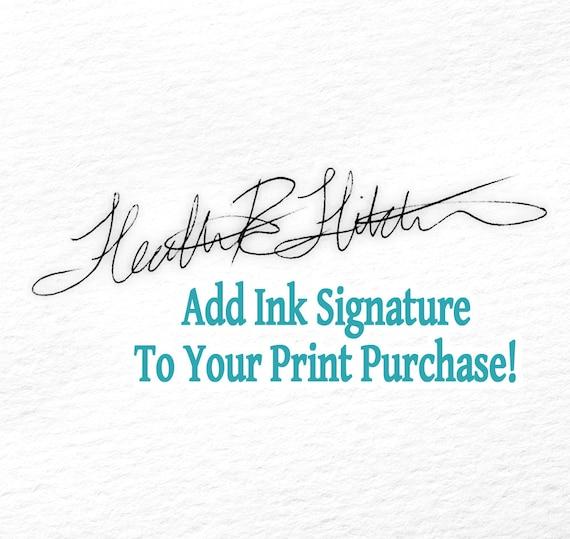add ink signature to pdf