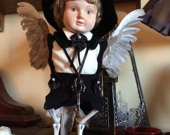 Kindertodt Oddity Doll: Eli the Sparrow Boy