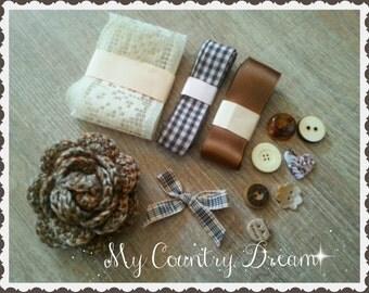 "Crafter Pack ""Elegant Brown"""