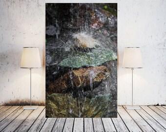 Water & Rocks   Oregon, Mountains, Camera, Photography, Waterfalls, Rocks, Opal Creek Oregon