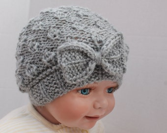 0ad0f71ae Owl Hat KNITTING PATTERN   Owl Hat Pattern   Knit Owl Hat Pattern ...