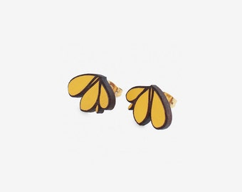 TRES HOJAS YELLOW, Leaves Collection by Materia Rica