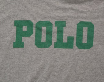 vintage Polo t shirt