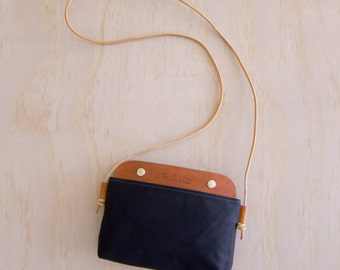 Mallorca Crossbody Bag -  Black WR