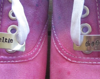 Shoe Tags - Dog Lover Shoe Tag - I love my sheltie, Dog Walker, Dog Person,  Shoe Accessory, Dog Gift - Shoe Inspiration - Dog Adoption gift