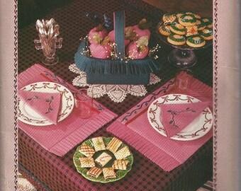 "Vintage Butterick 4254 St. Nicole ""Kathryn's Christmas"" Pattern"