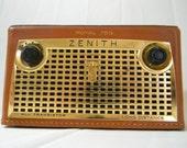 Zenith Royal 750  All Transistor radio
