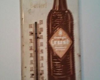 Orange Crush thermometer