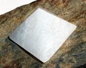 Selenite Pyramid Mineral Specimen
