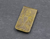 Mermaid Money Clip